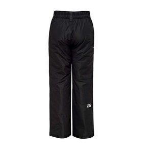 Arctix Kids Snow Pants, Black, Medium